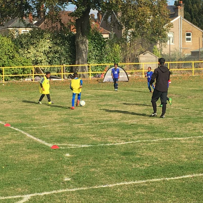 football camps in croydon